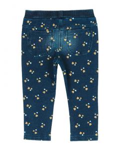 Бебешки дънков панталон Boboli за момиче 6022 022
