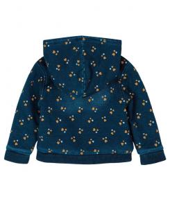 Бебешко дънково яке Boboli за момиче 6123 022