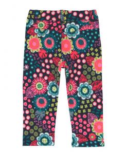 Бебешки памучен панталон Boboli за момиче 6102 023