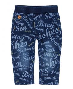 Бебешки дънков панталон Boboli за момче 6078 032