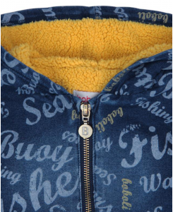 Бебешко дънково яке Boboli за момче 6135 032