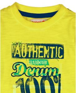 Бебешка блуза Boboli с щампа за момче 6013 033