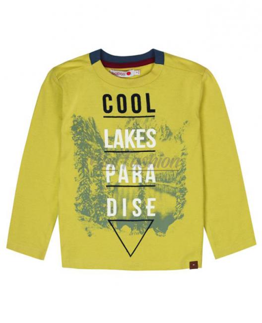 Детска блуза Boboli с щампа за момче 6045 050