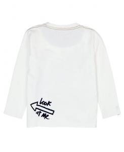 Детска блуза Boboli с принт за момче 6025 052