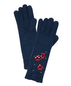 Детски ръкавици Boboli с камъни за момиче 6319 072