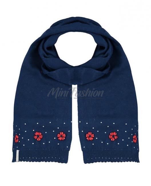 Детски шал Boboli с камъни за момиче 6320 072