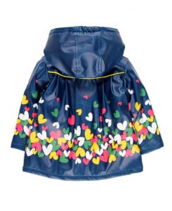 Детско яке за момиче Boboli тип дъждобран