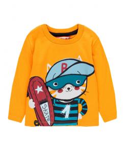 Детска блуза за момче Boboli с 3D ефект