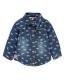 Детска дънкова риза Boboli за момче