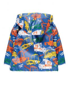 Детски дъждобран за момче Boboli тип яке