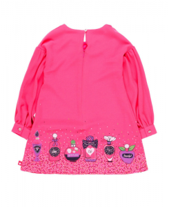 Детска рокля Boboli от шифон