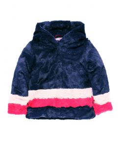 Детско пухкаво палто Boboli за момиче