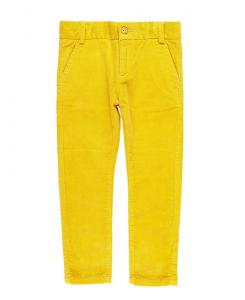 Детски панталон за момче Boboli от кадифе