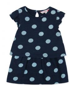 Бебешка рокля Boboli на точки 207133