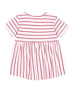 Бебешка тениска Boboli на райе за момиче 227034
