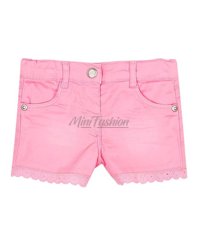 c1e08b65ec1 Бебешки къси панталони Boboli за момиче 297020 | Mini Fashion