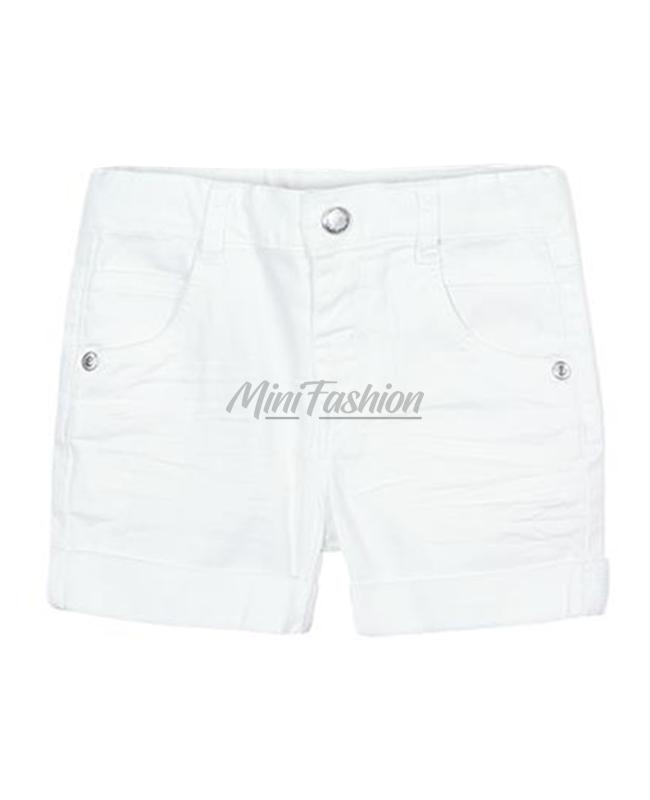 3f64b7a6320 Къси бебешки панталони Boboli за момче 397032 | Mini Fashion