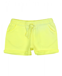 Детски памучни шорти Boboli за момиче 447027