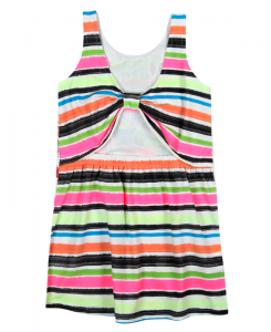 Детска лятна рокля Boboli с гол гръб 447139