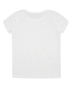 Детска тениска Boboli за момиче с принт 457028