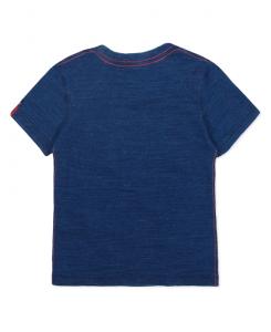 Детска тениска Boboli с щампи за момче 507046