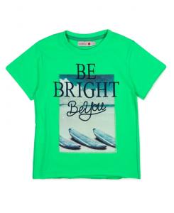 Детска тениска Boboli Be Bright за момче 517036