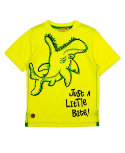 Детска тениска Boboli с апликация за момче 517047