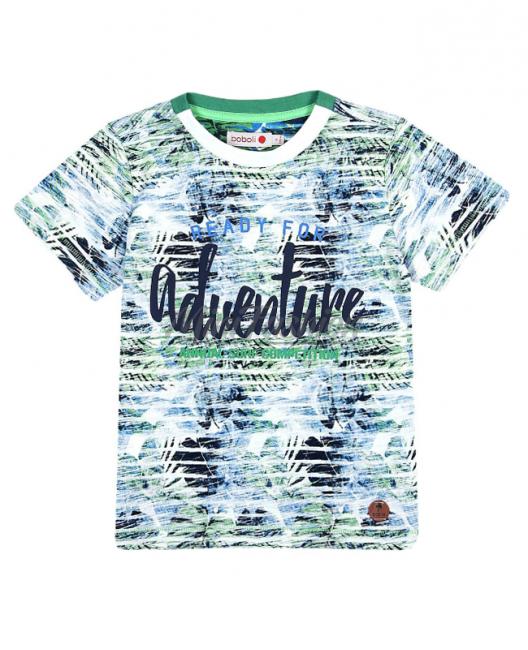 Детска тениска Boboli Adventure за момче 517069