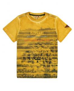 Тениска за момче Boboli с принт 527026