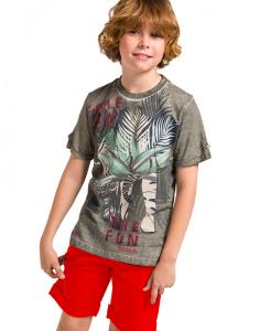 Детска тениска Boboli The Fun за момче 527059