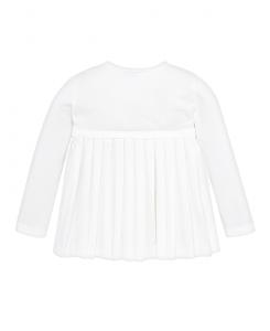 Детска блуза Mayoral за момиче с плисиран гръб