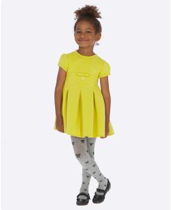 Детска рокля Mayoral с къс ръкав