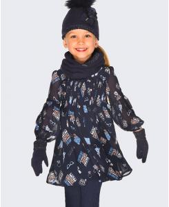 Детска рокля Mayoral от шифон