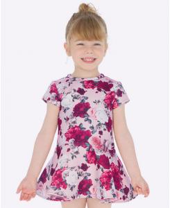 Детска рокля Mayoral с цветя