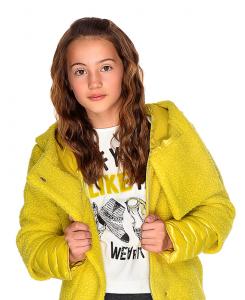 Детска блуза Mayoral за момиче с надписи