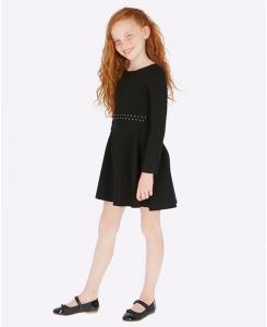 Детска рокля Mayoral от фино плетиво