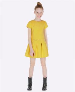Детска рокля Mayoral с капси