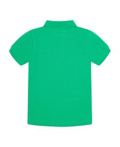 Детска тениска Mayoral с яка за момче 0150 011