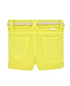 Бебешки къси панталонки Mayoral за момиче 0221 039
