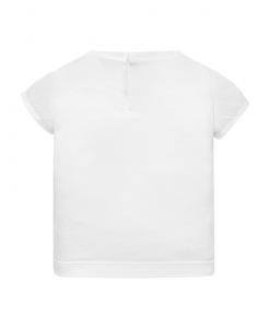 Бебешка тениска Mayoral с щампа за момиче 1008 071