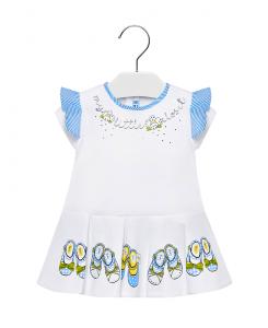 Бебешка рокля Mayoral с плисирана пола 1943 010