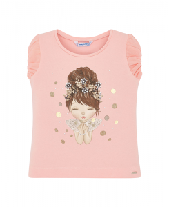 Детска тениска Mayoral за момиче 3008 091