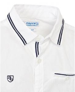 Детска лятна риза Mayoral с къс ръкав за момче 3129 068
